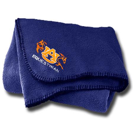 Fleece Auburn Equestrian Blanket Equestrian Fan Gear